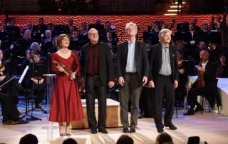 Echo Klassik 2017 in der Elbphilharmonie in Hamburg am 29.10.2017 Foto: BrauerPhotos / O.Walterscheid für Bvmi