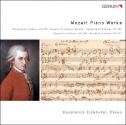Mozart in minor